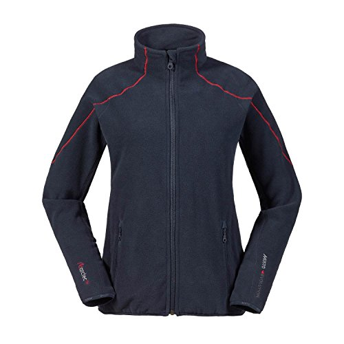 Musto Damen Essential Warm Fleece Coat Jacket Mantel True Navy - Leichtgewicht