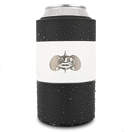Toadfish Non-Tipping Can Cooler for 12oz Cans, Best Gifts For Boaters