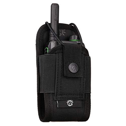 Anchang Radiohalter Multifunktions-Walkie-Talkie-Beuteltasche Verstellbare Aufbewahrungstasche,Foto Farbe1