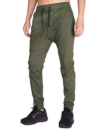ITALY MORN Hombre Pantalones Jogging Chandal al Aire Libre X