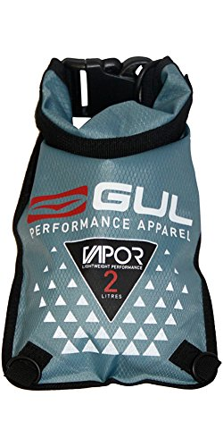 Gul Vapor 2 Litre Lightweight Dry Bag - Roll Down dry bag closure with additional opening - TPU coated 40D Polyester