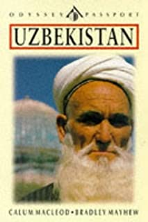 Odyssey / Passport Guide to Uzbekistan: The Golden Road to Samarkand