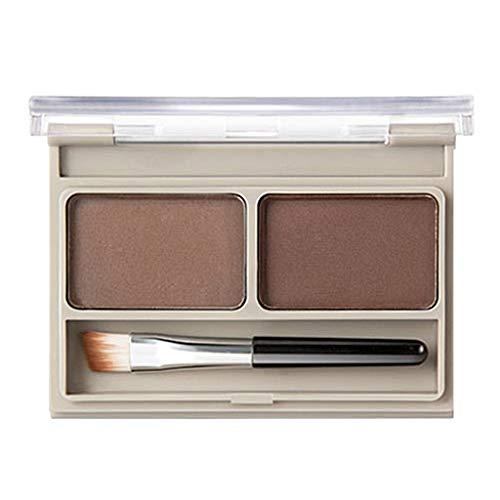 Injoyo Maquillage De Sourcils De Poudre De Couleur 2-02