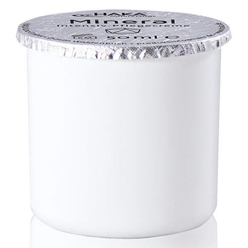 HAKA Pflegecreme Mineral Intensiv I 50 ml Nachfüll-Tiegel I Anti Falten Creme für Damen I Tagescreme, Nachtcreme mit Zink, Magnesium und Kupfer I Feuchtigkeitspflege