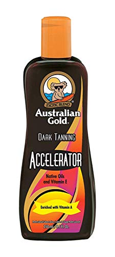 Australian Gold Dark - Lotion accélératrice de bronzage 250m