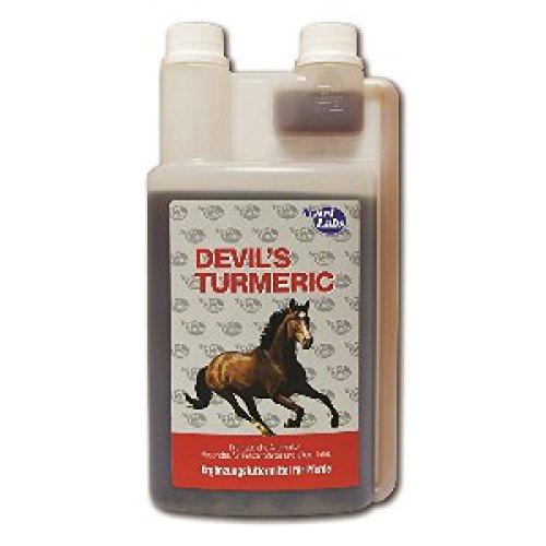 NutriLabs Devil's Turmeric (vormals Devil's Claw) 1 Liter