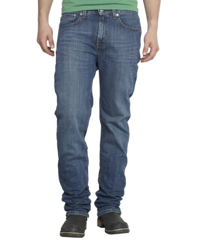 Levi's® Herren Jeans  Standard Fit 751,/ Lang, Gr. 32/34, Blau (Stretch Medium )