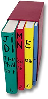 Jim Dine: The Photographs, So Far   (volumes 1 -4): v. 1-4