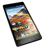 'Archos Neon 50b 8GB schwarz Smartphone (12,7cm (5Zoll), 854x 480Pixel, IPS, 1,3GHz, Mediatek MT6582)