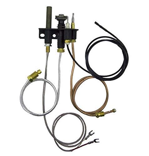Lennox Superior Direct Vent Fireplace Propane Gas Pilot Assembly 69L18