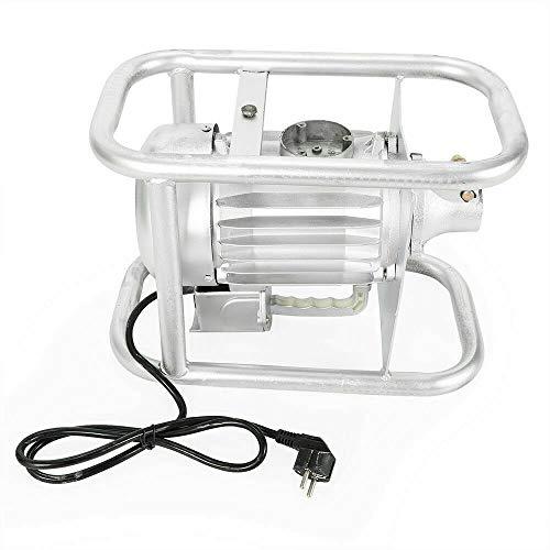 Agitador eléctrico de hormigón, 1,5 kW, 2 CV, 2800 rpm