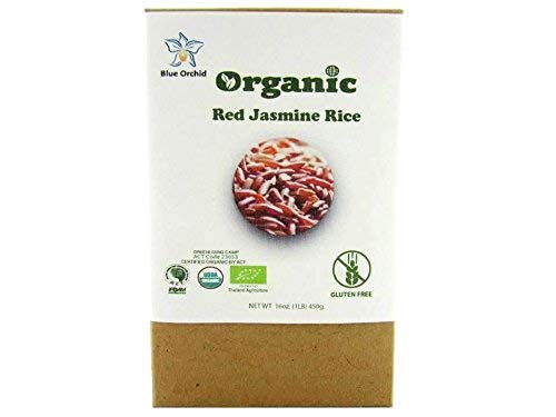 Organic Thai Red Jasmine Rice