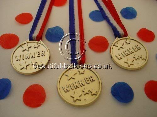 48 Gagnants Médailles - sports jour / olympique thème / enfants soirées / prix