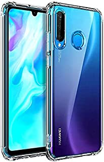 AINOYA Huawei P30 Lite Case, [HGH-Quality][Personalized][Lovely][Shock Absorption Technology] [Drop Cushion] Raised Bezels Slim Protective Cover for Huawei P30 Lite