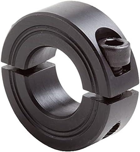 List price Popular brand Climax Metal Products 7mm ID 2Pc Collar Clamp Metric Stl Bo