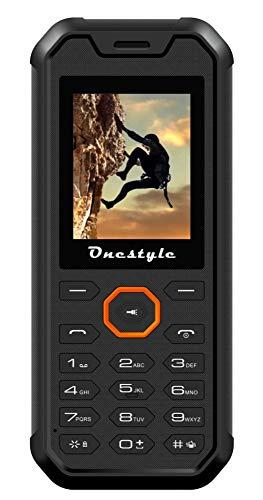OneStyle Handy robust, Staub u. Spritzwasser geschützt, schwarz
