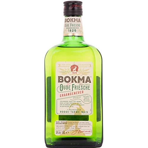 Bokma Oude Genever 38,00% 1,00 Liter