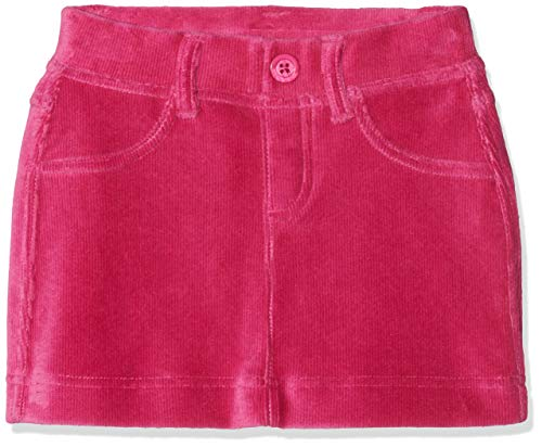 United Colors of Benetton United Colors of Benetton Mädchen Rock Skirt, Rosa (Cyclamen 06c), 1 Jahre (Herstellergröße: 1 Years/82 cm)