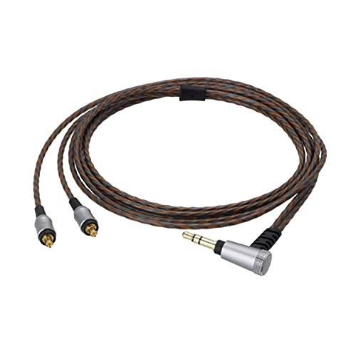 Audio-Technica HDC213A/1.2 3.5mm Deatchable Audiophile Headphone Cable for In-Ear Headphones