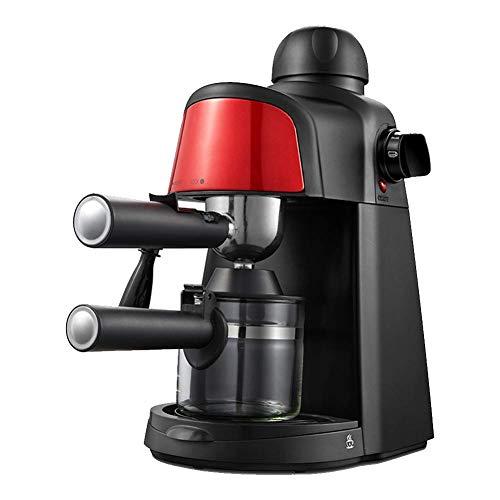 Máquinas para café domésticos, máquinas de cafetera Máquinas de café Máquinas de café Espresso Máquina Steam Fother Office Home Mini Portable