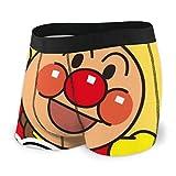 メンズ ボクサーパンツ アンパンマン トランクス 綿 面白 人気 パンツ メンズ 下着インナー おしゃれ ボクサーブリーフ ブリーフ 立体