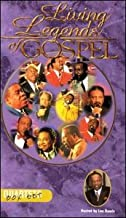 Living Legends of Gospel: Vol. 1-4 VHS