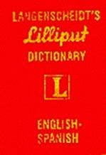 Langenscheidt Lilliput Dictionary, English/Spanish (Lilliput Dictionaries) (Spanish Edition)