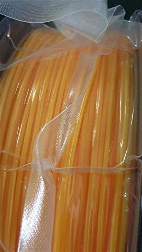 CCH-YS Materials, 1pc 3d Printer PLA Filament Diameter 1.75mm Polylactic Acid 1kg Fit For Filamento 3d Pen Printing Z18 Tray Rack Abdos (Color : Tran Yellow)