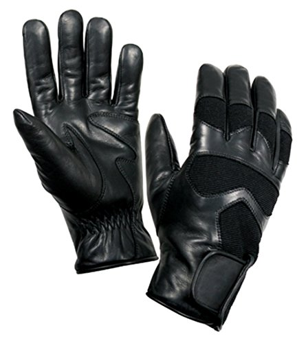 Rothco Cold Weather Leather Shooting Gloves, M