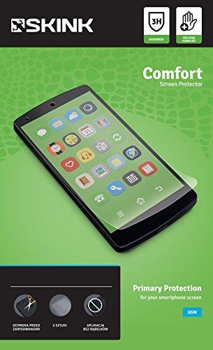 SKINK Comfort Bildschirmschutzfolie für HTC One E8