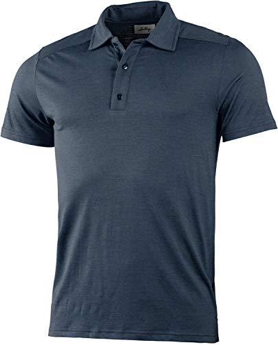 Lundhags Gimmer Merino LT Polo Mens Tee Shirt - Polo aus Merino