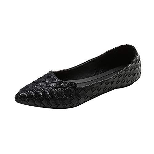 Coloré(TM Chaussures Plates Femme, Femmes Chaussures...