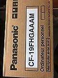 CF-19FHGAAAM/panasonic toughbook/cf-19/touch Screen/WiFi/Windows vista/CF-19FHGAAAM PANASONIC TOUGHBOOK 19 Intel CORE 2 Duo U7500 1.06GHZ (CENTRINO)