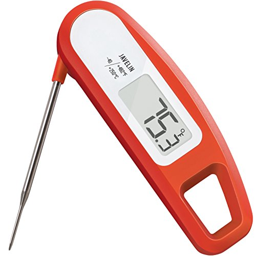 Lavatools PT12 Javelin Digital Instant Read Meat Thermometer for Kitchen, Food Cooking, Grill, BBQ,...