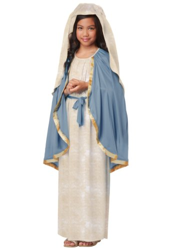California Costumes The Virgin Mary Child Costume, Large