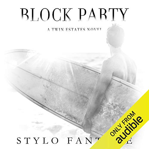 Block Party audiobook cover art