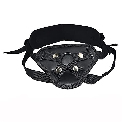Unique Design Wearable Štráp-oň Strápless Hárnéss Belt Panties with Lumbar Pad Adjustable Belt for Women Men Couples- XL