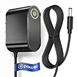 T-Power Compatible for NordicTrack AudioStrider 600 CX650 800 CX920 CX938 CX1000 E4400 Elliptical Trainer NTEL77060 NTEL77061 NTEL77062 Audiostrider 990 Pro, Elite Ac Dc Adapter Charger Power Supply