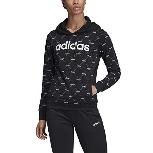 Adidas W Core FAV HDY sweatshirt, dames