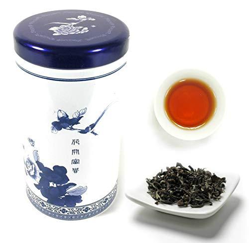 Tepacito Oolong Tea Loose Leaf Taiwan High Mountain Oriental Beauty Premium Grade - Queen Victoria Naming Honey Flavor Sugar Free White Oolong Tea