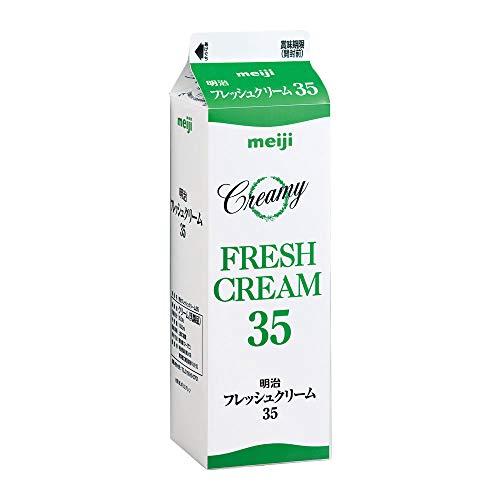 明治『フレッシュクリーム35』