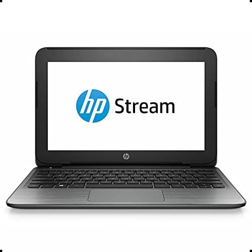 "HP Stream 11 Pro G2 Laptop Computer 11.6"" LED Display PC, Intel Dual-Core Processor, 4GB DDR3 RAM, 64GB eMMC, HD Webcam, HDMI, WiFi, Bluetooth, Windows 10 (Renewed)"