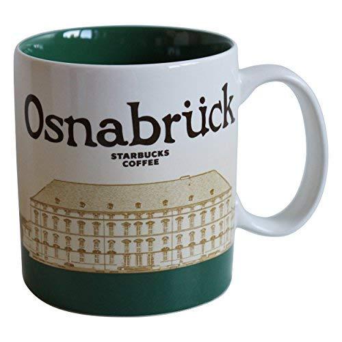 Starbucks Kaffeebecher Kaffee City Mug Tee Tasse Becher Icon Series Osnabrück Deutschland Germany