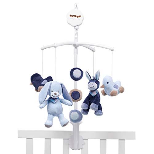 Nattou Mobile mit Spieluhr Alex & Bibou, Sanftes Wiegelied