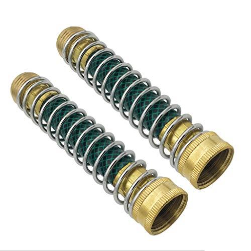 planuuik 2 stuks Tuinslang Coil Veerbeschermer Kraanslangen Koppeling Adapter Kink Protector Kraan Uitbreiding Accessoire Keukengerei Adapters