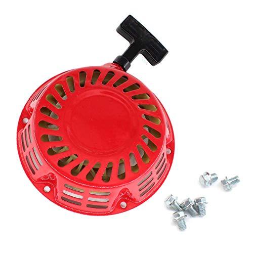 AISEN Reversierstarter Seilzugstarter für DENQBAR DQ-0139, DQ200, DQ0217 Rüttelplatte Starter