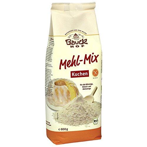 Bauckhof Bio Mehl-Mix Kuchen glutenfrei Bio (1 x 800 g)