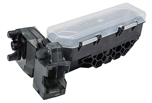 Caldwell 22LR Rimfire Rotary Magazine Loader for Reloading T/CR22 and 10/22 Calibers with Durable Construction for Indoor and Outdoor Shooting at the Range