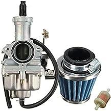 tianfeng Carburetor & Air Filter For Honda FourTrax 200 TRX200 TRX200SX TRX200D Carb