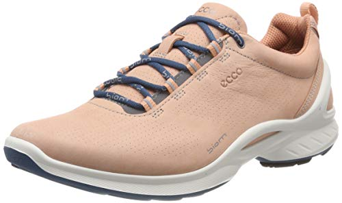 ECCO Damen Biom Fjuel Multisport Indoor Schuhe, Pink (Muted Clay 1309), 39 EU